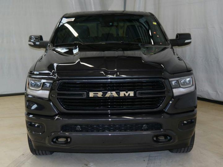 Dodge Ram BIGHORN CREW CAB PAS D'ECOTAXE/ PAS DE TVS/TVA RECUP Noir Occasion - 2