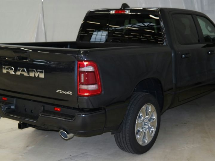 Dodge Ram BIGHORN CREW CAB PAS D'ECOTAXE/ PAS DE TVS/TVA RECUP Noir Occasion - 5