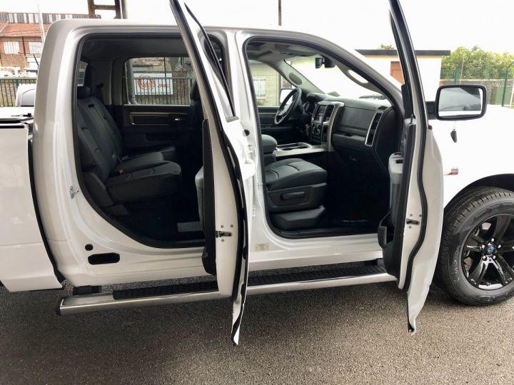 Dodge Ram CLASSIC PACK SLT PLUS CREW CAB Blanc Neuf - 5
