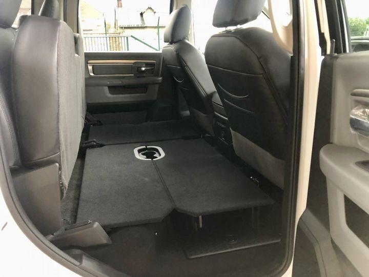 Dodge Ram CLASSIC PACK SLT PLUS CREW CAB Blanc Neuf - 7