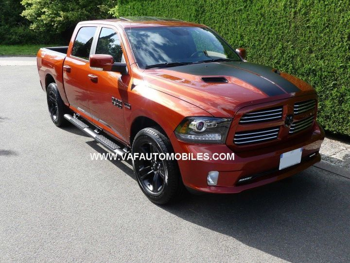 Dodge RAM COOPERHEAD EDITION LIMITEE  GPL Prins CARTE GRISE OK CRIT'AIR 1  cooperhead  Occasion - 2