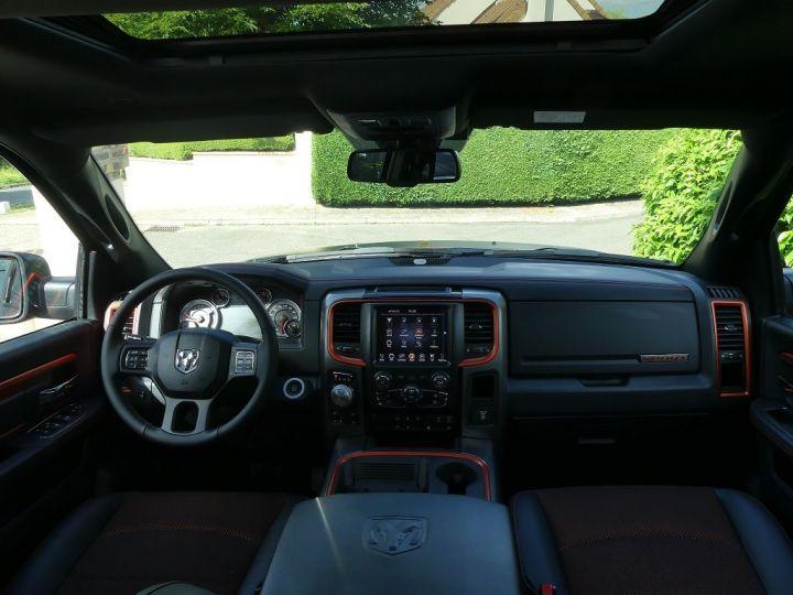 Dodge Ram Crew Cab Sport  COOPERHEAD Black Edition  4 places pas de TVS pas d'eco taxe etat proche du neuf cooperhead  Vendu - 7