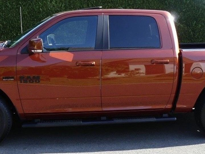 Dodge Ram Crew Cab Sport Edition Limitée COOPERHEAD Black Edition  4 places cooperhead  Occasion - 4