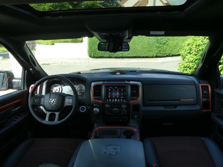 Dodge Ram Crew Cab Sport Edition Limitée COOPERHEAD Black Edition  4 places cooperhead  Occasion - 7