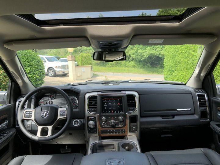 Dodge Ram CREW  LARAMIE SUSPENSION  2018 NEUF  CTTE plateau NOIR Vendu - 5