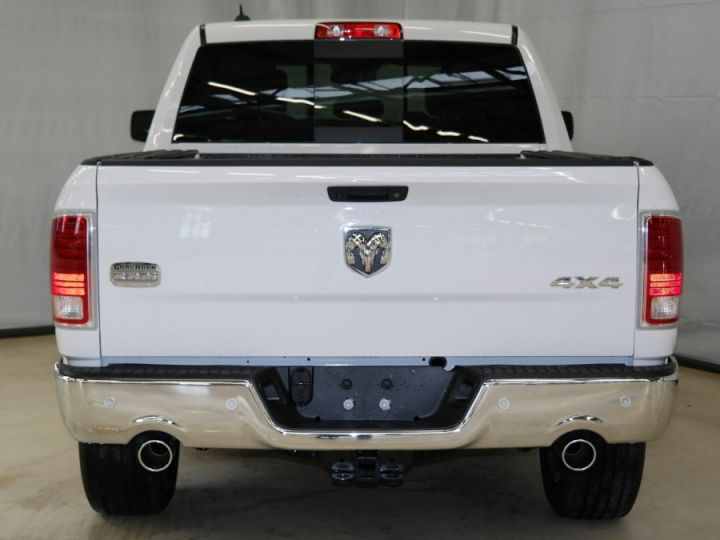 Dodge Ram Crew Longhorn Rambox Suspension Cgrise EG 4 Places CTTE/Plateau PAS TVS / PAS D'ECOTAXE Blanc Métal Neuf - 6
