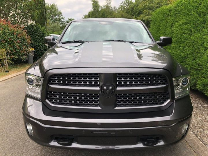 Dodge RAM CREW PACK BLACK EDITION SUSPENTION ACTIVE  GRIS Occasion - 10