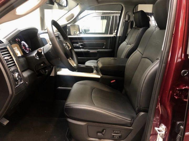 Dodge Ram Dodge RAM LARAMIE CLASSIC CREW CAB 2019 ROUGE Neuf - 6