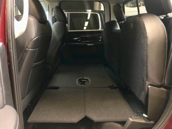Dodge Ram Dodge RAM LARAMIE CLASSIC CREW CAB 2019 ROUGE Neuf - 7