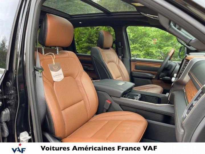 Dodge Ram En Stock Dodge Ram Limited LH 2021 Neuf Crew Cab Capot Sport Full PAS D'ÉCOTAXE/PAS TVS/TVA RÉCUPÉRABLE Noir Métal Vendu - 7