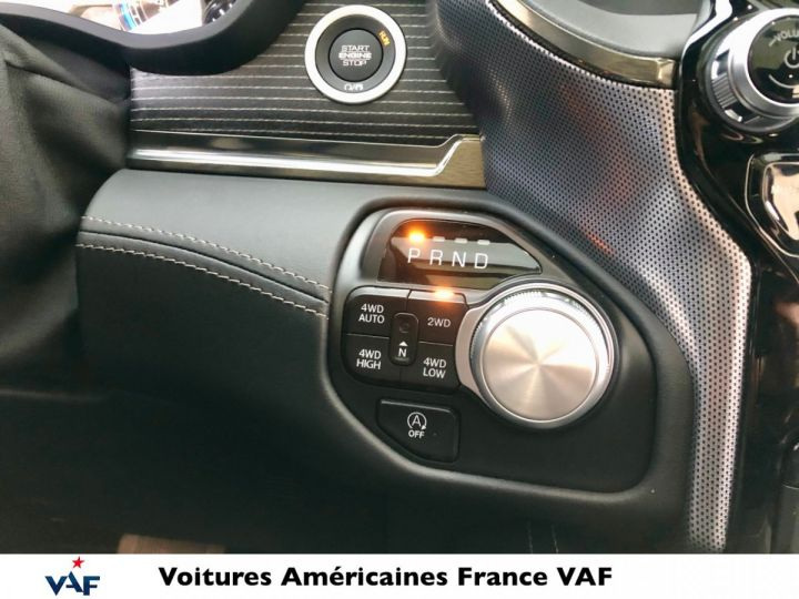 Dodge Ram EN STOCK LIMITED 2021 NIGHT EDITION - PAS D'ÉCOTAXE/PAS TVS/TVA RECUP Ivory métal / Pack Night Edition Neuf - 11