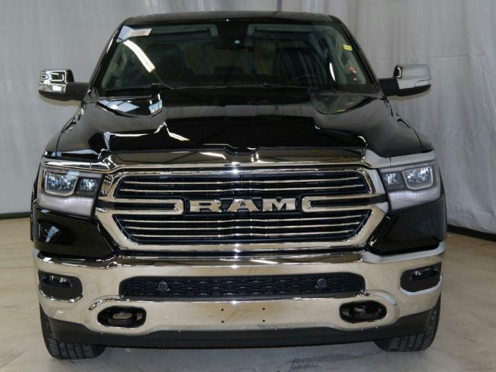 Dodge RAM Laramie 2019 pas d'écotaxe, tva récupérable Noir Neuf - 2