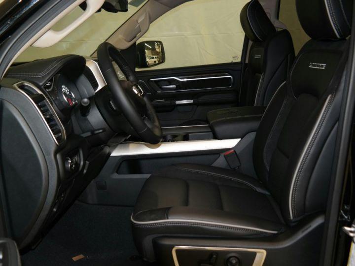 Dodge RAM Laramie 2019 pas d'écotaxe, tva récupérable Noir Neuf - 11