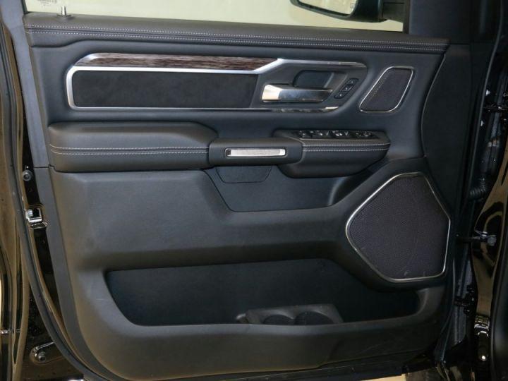 Dodge RAM Laramie 2019 pas d'écotaxe, tva récupérable Noir Neuf - 12