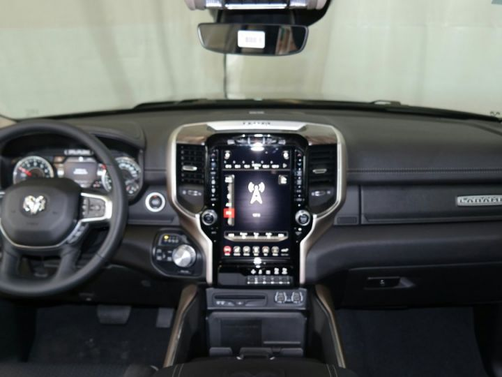 Dodge RAM Laramie 2019 pas d'écotaxe, tva récupérable Granite Neuf - 9