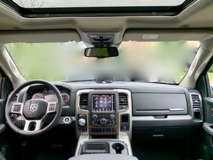 Dodge Ram LARAMIE CLASSIC *BLACKEDITION* PAS TVS/TVA RECUP/PAS D'ÉCOTAXE Noir + PACK BLACKEDITION Neuf - 6