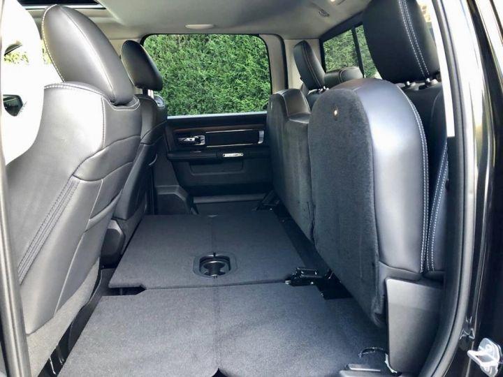 Dodge Ram LARAMIE CLASSIC CREW CAB Noir Vendu - 14