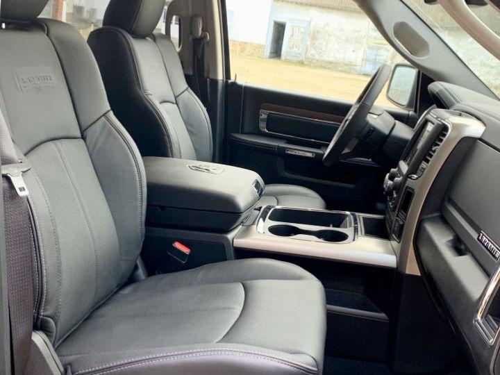 Dodge Ram LARAMIE CLASSIC CREW CAB Bleu Vendu - 8