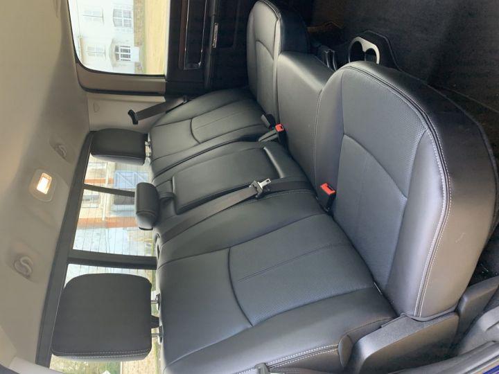 Dodge Ram LARAMIE CLASSIC CREW CAB Bleu Vendu - 9