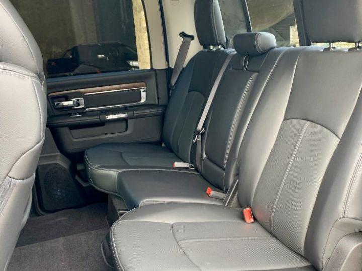 Dodge Ram LARAMIE CLASSIC CREW CAB Bleu Vendu - 10
