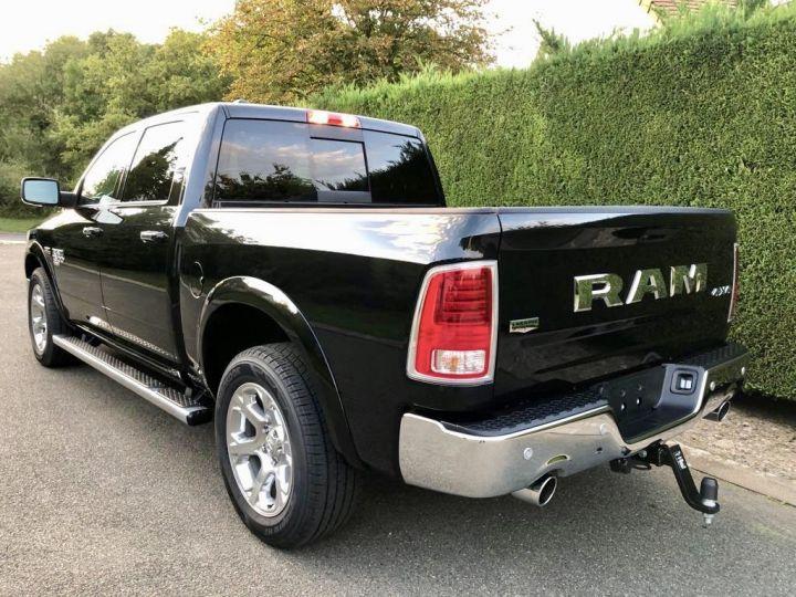 Dodge Ram LARAMIE CLASSIC CREW CAB NEUF 2019 Noir Neuf - 4