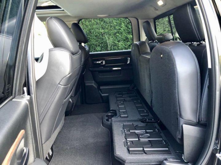 Dodge Ram LARAMIE CLASSIC CREW CAB NEUF 2019 Noir Neuf - 13