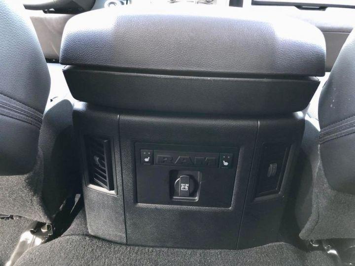 Dodge Ram LARAMIE CLASSIC CREW CAB NEUF 2019 Noir Neuf - 15
