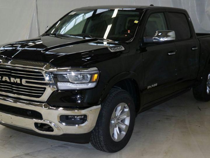 Dodge Ram Laramie Crew Cab Neuf 2019 pas d'ecotaxe/pas tvs Noir Neuf - 1
