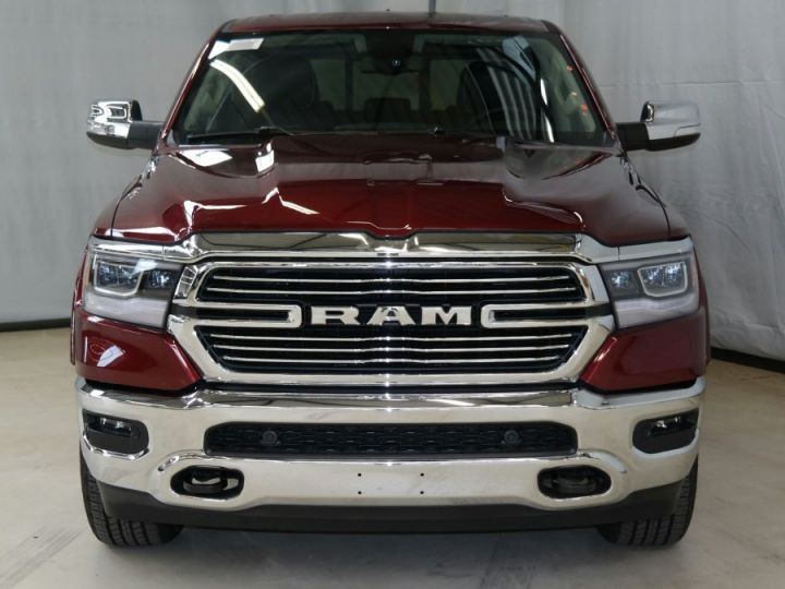 Dodge Ram Laramie Crew Cab Neuf pas d'ecotaxe/pas tvs Rouge Delmoncio Neuf - 2