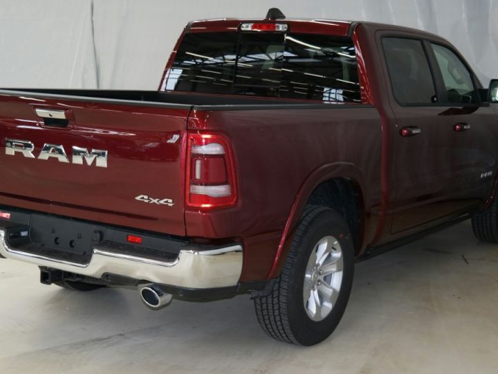 Dodge Ram Laramie Crew Cab Neuf pas d'ecotaxe/pas tvs Rouge Delmoncio Neuf - 8