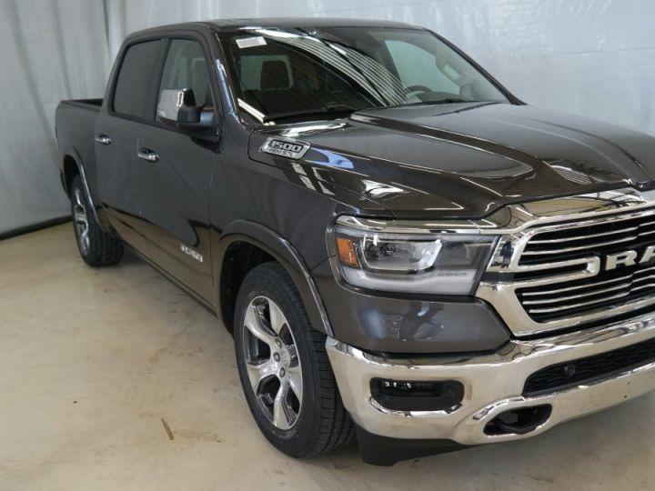 Dodge Ram LARAMIE CREW CAB PAS D'ECOTAXE/PAS DE TVS/TVA RECUPERABLE Granite Neuf - 3