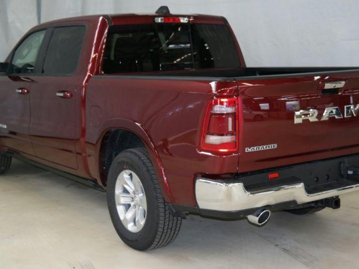 Dodge Ram Laramie Crew Cab pas d'ecotaxe/pas tvs Rouge Delmoncio Neuf - 6