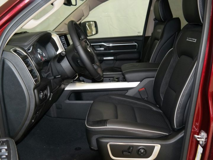 Dodge Ram Laramie Crew Cab pas d'ecotaxe/pas tvs Rouge Delmoncio Neuf - 10