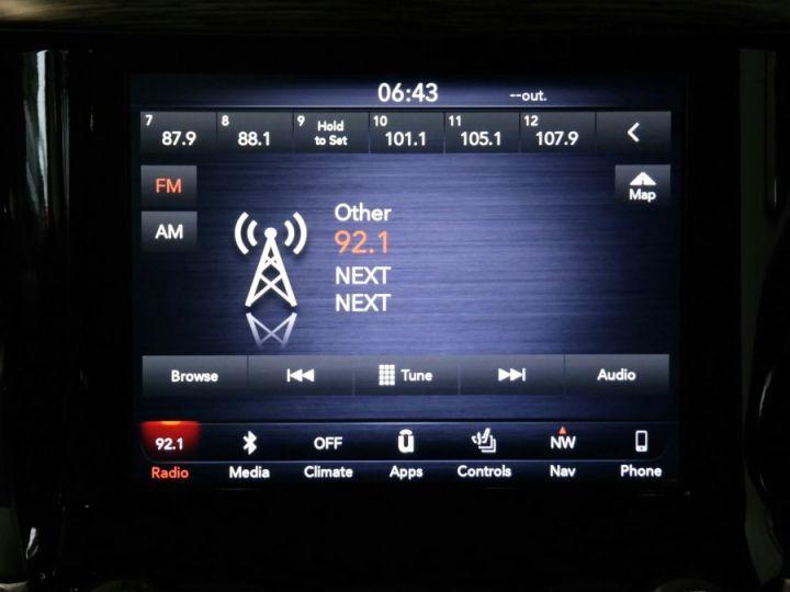 Dodge Ram Laramie Crew Cab pas d'ecotaxe/pas tvs Rouge Delmoncio Neuf - 13