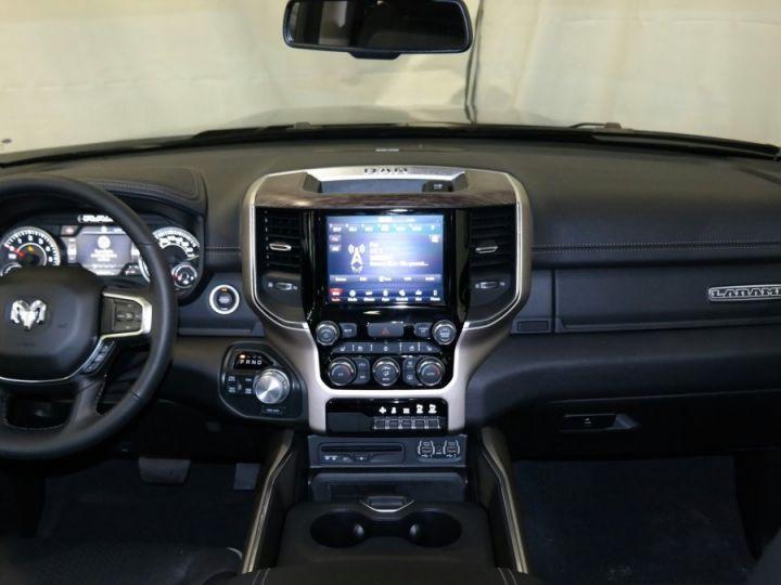 Dodge Ram LARAMIE CREW CAB PAS D'ÉCOTAXE/PAS TVS/TVA RECUP Noir Neuf - 10