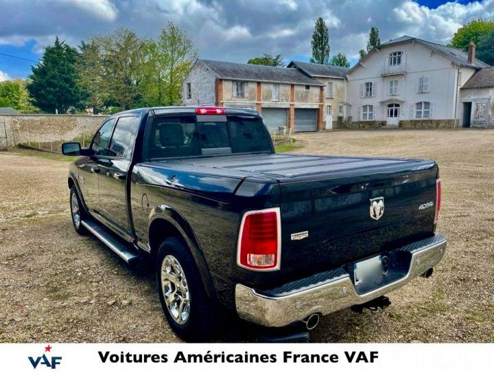 Dodge Ram Laramie crew Full, Longue benne (1m90), Rambox, GPL Prins 102L  1er main Française EN STOCK Noir Métal Occasion - 3