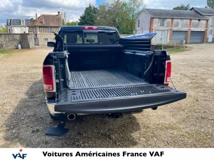 Dodge Ram Laramie crew Full, Longue benne (1m90), Rambox, GPL Prins 102L  1er main Française EN STOCK Noir Métal Occasion - 4