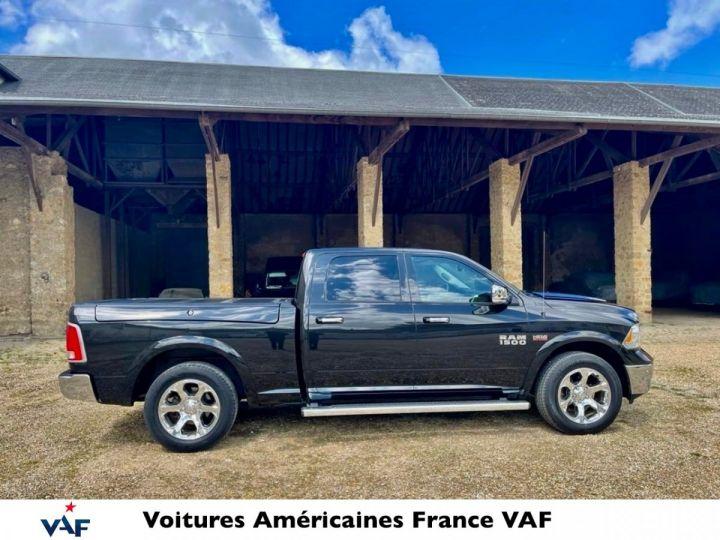Dodge Ram Laramie crew Full, Longue benne (1m90), Rambox, GPL Prins 102L  1er main Française EN STOCK Noir Métal Occasion - 5