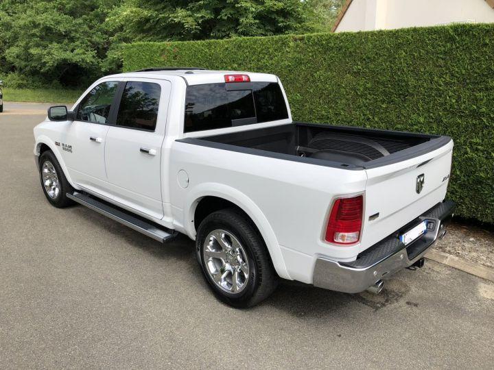 Dodge RAM  LARAMIE CREW SUSPENSION 2018 NEUF CTTE  BLANC Neuf - 7