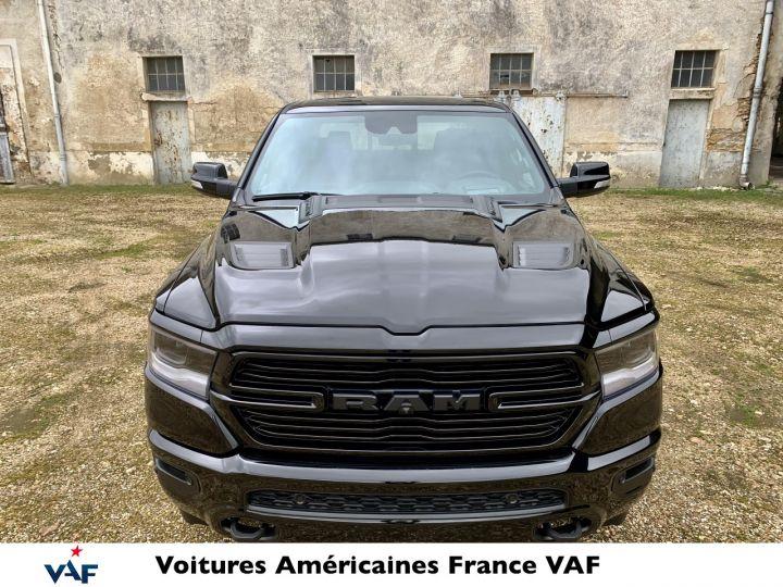 Dodge Ram LARAMIE NIGHT EDITION MULTITAILGATE/AFF TÊTE HAUTE 2022 NEUF - PAS D'ÉCOTAXE/PAS TVS/TVA RÉCUPÉRABLE Noir Neuf - 2