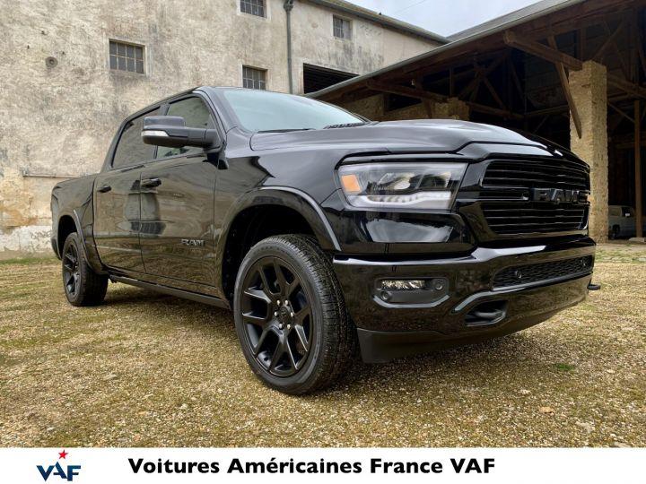 Dodge Ram LARAMIE NIGHT EDITION MULTITAILGATE/AFF TÊTE HAUTE 2022 NEUF - PAS D'ÉCOTAXE/PAS TVS/TVA RÉCUPÉRABLE Noir Neuf - 3