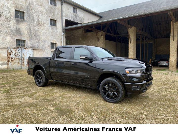 Dodge Ram LARAMIE NIGHT EDITION MULTITAILGATE/AFF TÊTE HAUTE 2022 NEUF - PAS D'ÉCOTAXE/PAS TVS/TVA RÉCUPÉRABLE Noir Neuf - 5