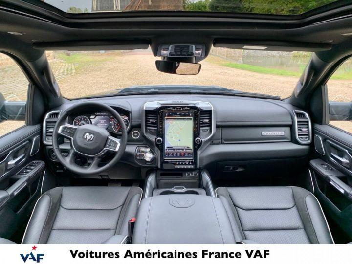 Dodge Ram LARAMIE NIGHT EDITION Suspension/Régulateur Adaptatif/Grand Écran - PAS D'ÉCOTAXE/PAS TVS/TVA RECUP Granit CRYSTAL / Pack Night Edition Neuf - 8