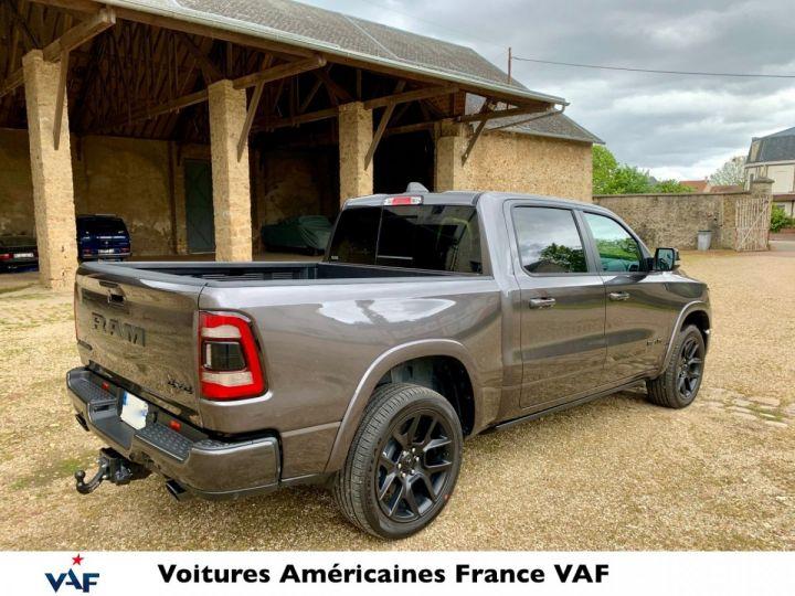 Dodge Ram LARAMIE NIGHT EDITION Suspension/Régulateur Adaptatif/Grand Écran - PAS D'ÉCOTAXE/PAS TVS/TVA RECUP EN STOCK Granit Crystal / Pack Night Edition Neuf - 4