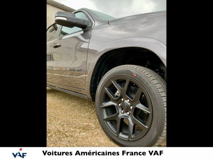Dodge Ram LARAMIE NIGHT EDITION Suspension/Régulateur Adaptatif/Grand Écran - PAS D'ÉCOTAXE/PAS TVS/TVA RECUP EN STOCK Granit Crystal / Pack Night Edition Neuf - 6
