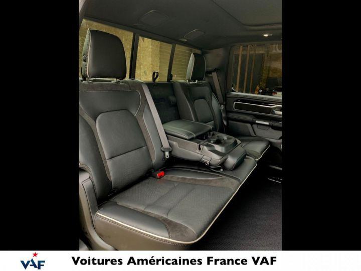 Dodge Ram LARAMIE NIGHT EDITION Suspension/Régulateur Adaptatif/Grand Écran - PAS D'ÉCOTAXE/PAS TVS/TVA RECUP EN STOCK Granit Crystal / Pack Night Edition Neuf - 16