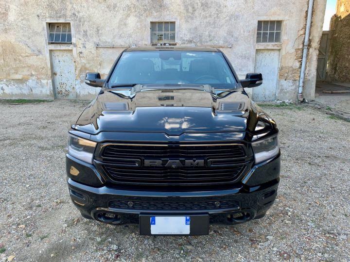 Dodge Ram LARAMIE SPORT Black Edition PAS D'ECOTAXE/PAS DE TVS/TVA RECUPERABLE NOIR Neuf - 2
