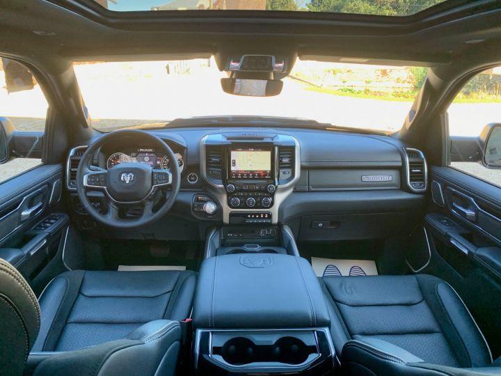 Dodge Ram LARAMIE SPORT Black Edition PAS D'ECOTAXE/PAS DE TVS/TVA RECUPERABLE NOIR Neuf - 8
