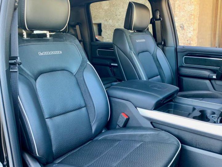 Dodge Ram LARAMIE SPORT Black Edition PAS D'ECOTAXE/PAS DE TVS/TVA RECUPERABLE NOIR Neuf - 10