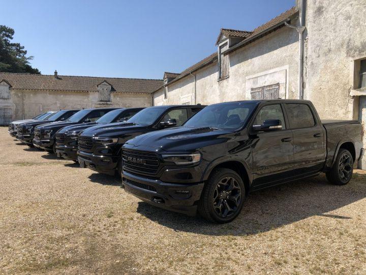 Dodge Ram LARAMIE SPORT Black Edition PAS D'ECOTAXE/PAS DE TVS/TVA RECUPERABLE NOIR Neuf - 13